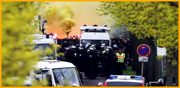 1.FC Magdeburg  vs  SG Dynamo Dresden